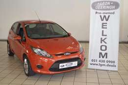 2011 Ford Fiesta 1.4i Trend 5dr