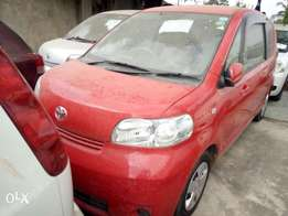 Toyota Porte Red color KCP fresh import