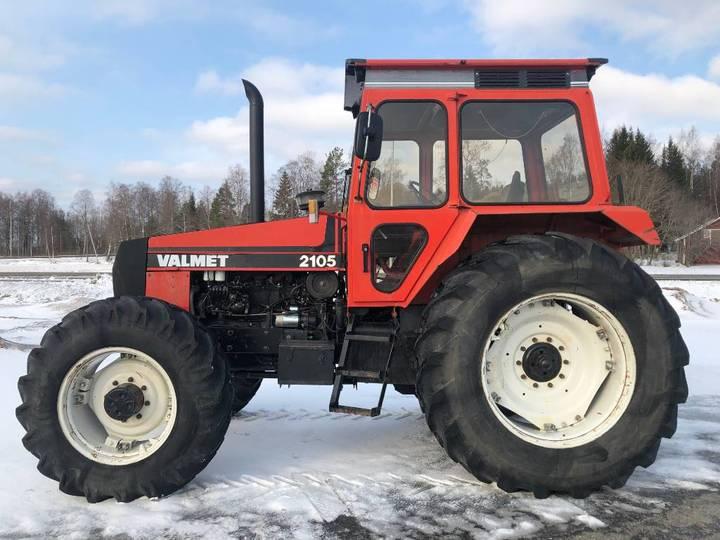 Valmet 2105 - 1987