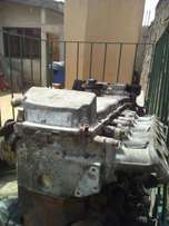 Engine and Gearbox for VW