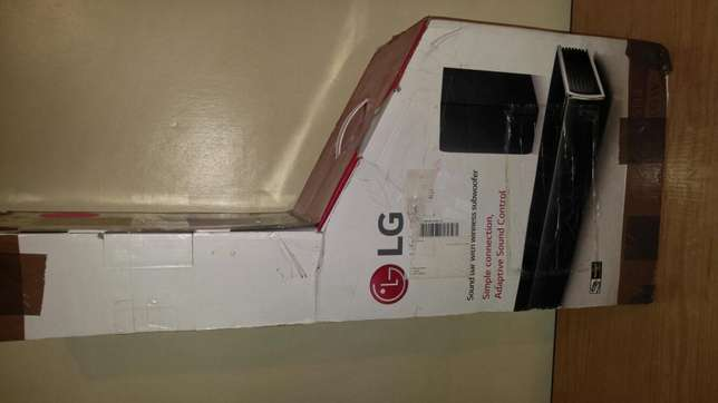 Lg 2.1 Channel Wireless Sound Bar Kilimani - image 1