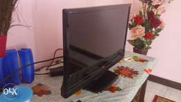 Clean used LG hd tv