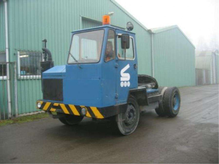 Scania Terminal Trekker