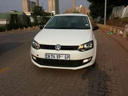 Vw polo 6 comfortline 2013 model 1.4 for sale