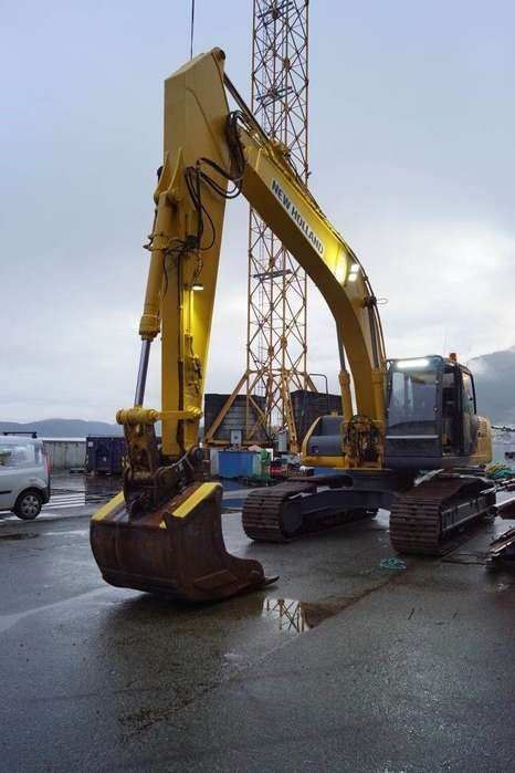 New Holland Kobelco - 2007