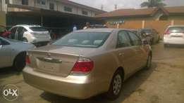 Foreign Used Toyota Camry 2005,clean like Factory Arrival.
