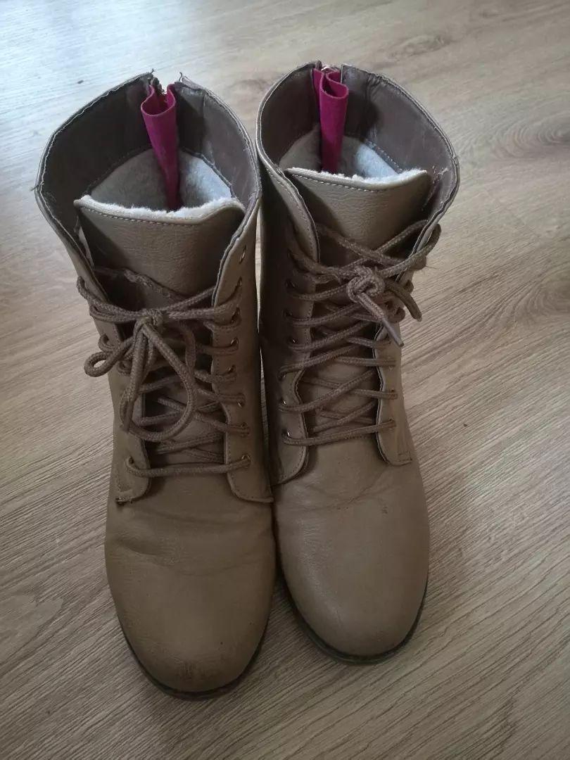 Zimní boty - Dámská móda - 13544477  83e17aac89