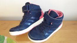 Adidas r.26 wysokie buty ocieplane na rzepy Dębica • OLX.pl