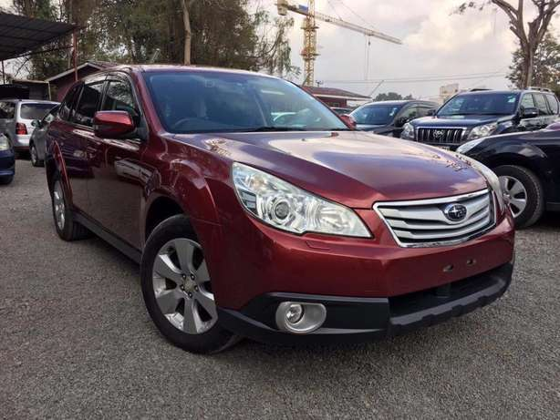 Subaru Outback 2010 Foreign Used For Sale Asking Price 2,350,000/= Lavington - image 6