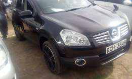 Brand New 2009 Nissan Dualis not used locally