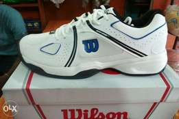Imported Wilson trainers