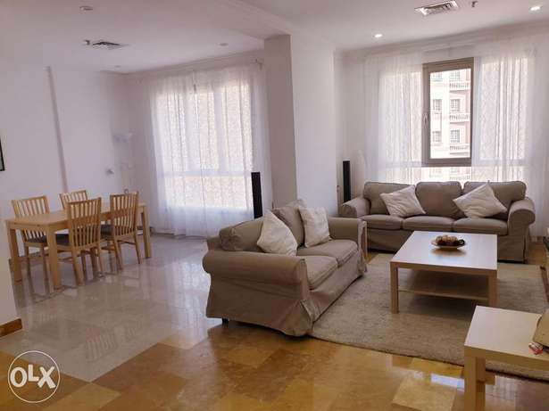 Very Spacious 1 BR flat fully furnished
