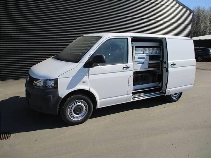 Volkswagen Transporter - 2013