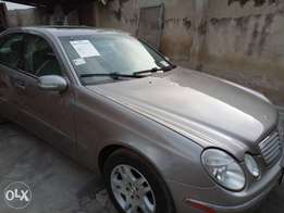 Mercedes Benz E320 4matic (foreign used) for sale