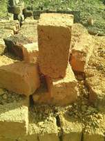 Awesome Clay Burnt Bricks{Sizes in Inches (4x6x12) (5x6x12) (6x6x12)}