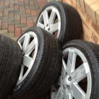 Looking for a 17 inch (5x100 pcd ) rim