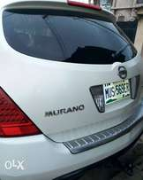 Super sharp registered 2008 Nissan murano fulloption