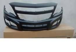 Chevrolet Utility bakkie 12 onwards Brand New Front Bumpers for sale
