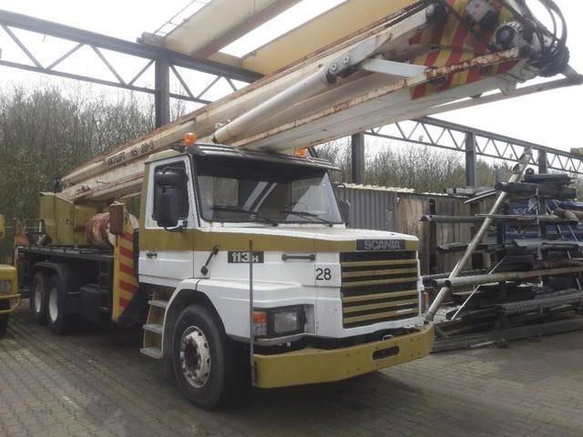 Scania T 113 6x2 - 1993