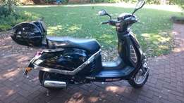 Big Boy Retro 150cc Scooter