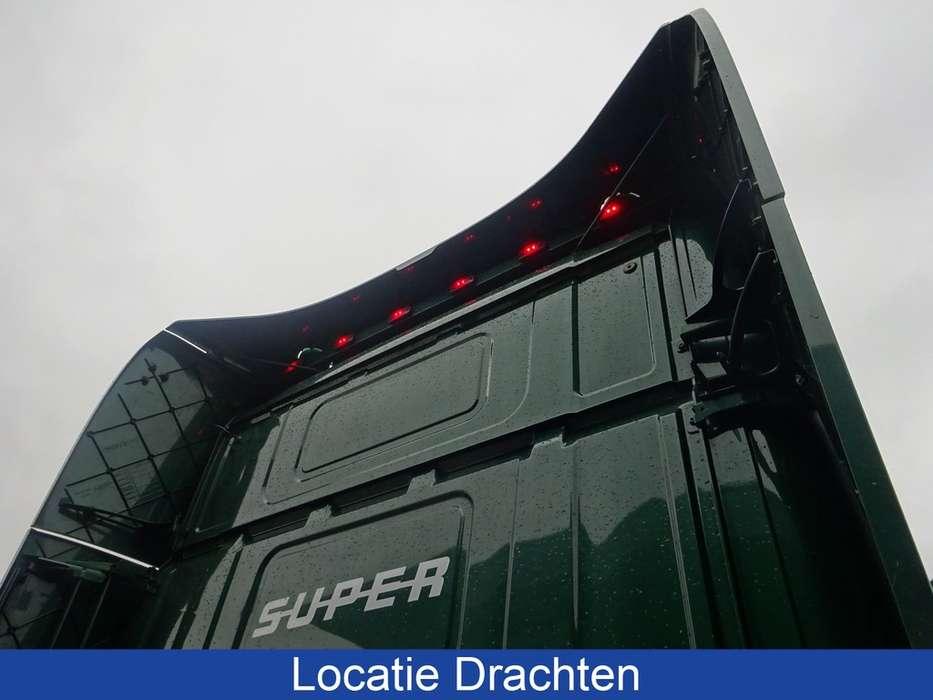 Scania R 520 Retarder + Hydrauliek - 2014 - image 12