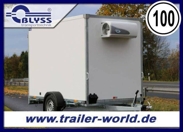 Blyss Kühlkofferanhänger 1300kg GG 296x165x200 cm