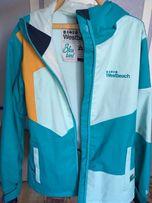 Зимовий Лижний костюм для катання Westbeach бірюзовий b693bada9b756