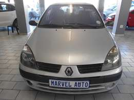 2005 Renault Clio 1.4 For R55,000
