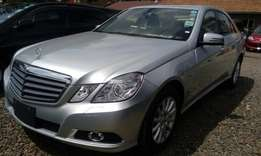 Mercedes benz E250 CGI new shape just varrived