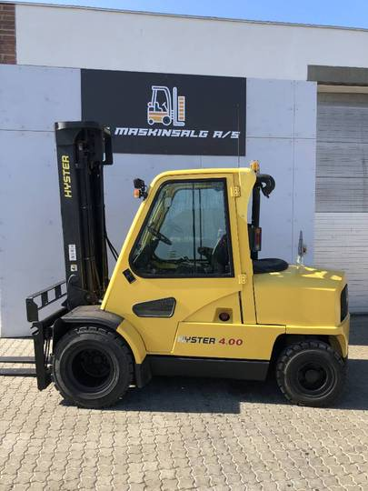Hyster H4.00xm-6-d - 2006