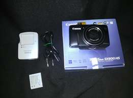 Canon SX 600 HS with built in wifi