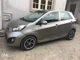 Registered kia picanto 2013
