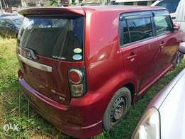 Toyota Rumion Redwine 2010 model. KCP number Loaded with Alloy rims,