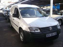 2005 VW Caddy