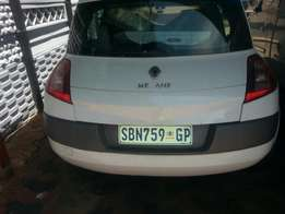 Renault megane urgently sale asap