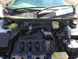 2001 Fiat palio for sale 22000neg accident free p/steering