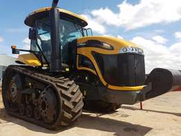 2017 Cat Challenger MT 765 D