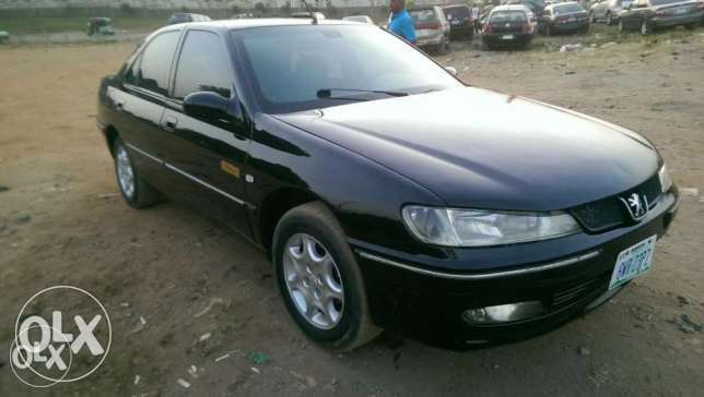 Very Neat and SHARP Peugeot 406 up for grabs! Abuja - image 4