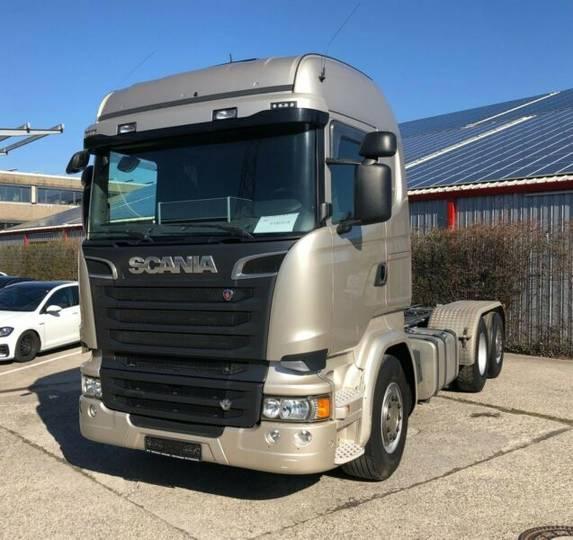 Scania R520LB6X2*4MSA Fahrgestell/Nebenantrieb/Euro 6 - 2014