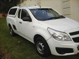 2014 Chevrolet utility, abs,cl,ac,mp3 cd, 120.000km,1.6,canopy,R85000n