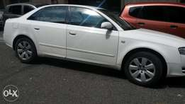 Automatic Audi A4 B7 2006 model For Sale