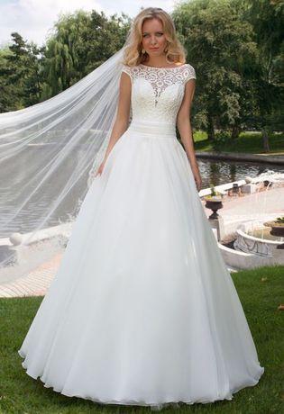 ВЕСІЛЬНА СУКНЯ свадебное платье Oksana Mukha Новояворівськ - зображення 1 5e22f4d5d1a10
