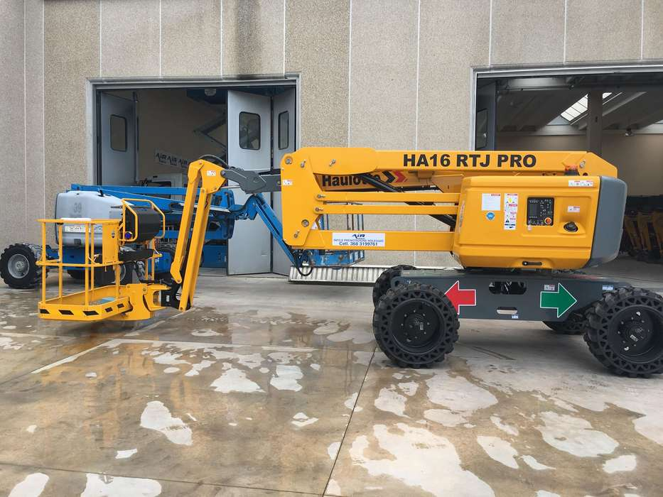 Haulotte HA16 RTJ PRO - 2018
