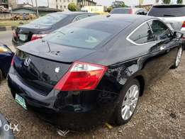 09 Honda Accord Coupe
