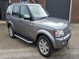 Land Rover Discovery 4 in Nairobi