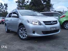 2010 Toyota Fielder X. G edition. Immaculate condition