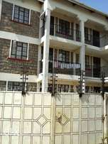 Migosi Re junction two bedrooms 13000