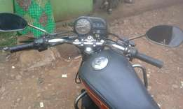 Honda ace125 in good conduction. World no one bike