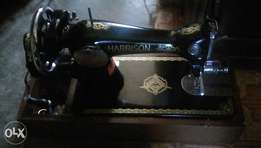 Sewing machine for sale.