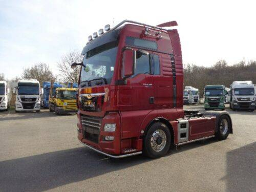 MAN TGX 18.500 4x4 Navi / Leasing - 2018